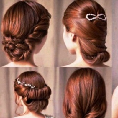 Wedding-Hairstyle-For-Indian-Bride-Tutorial